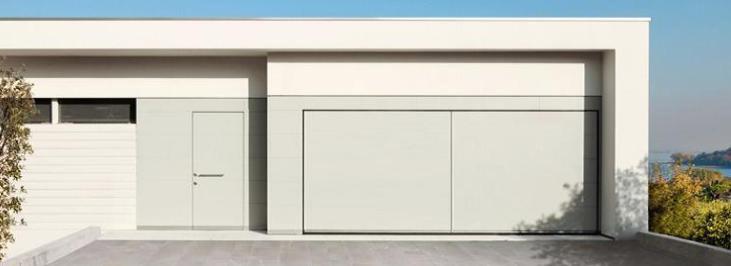 Модели распашных гаражных ворот