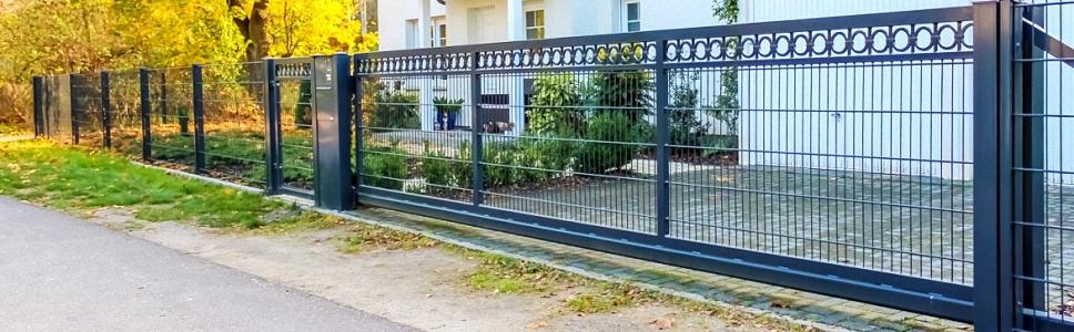 6 м покатные ворота балашиха автоматические ворота