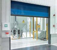 Скоростные ворота Hormann V 1401 ATEX