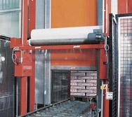 Скоростные ворота Hormann V 3009 Conveyor