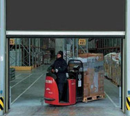 Скоростные ворота Hormann V 3515 Iso